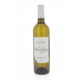 Collioure Blanc Hautes vignes