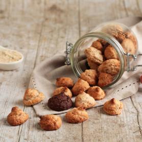 Sachet de Mini Macarons à l'Ancienne - 400g