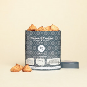 Coffret Mini Macarons à l'Ancienne - 80g - Occitanie et Provence