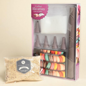 Kit de Fabrication de Macarons