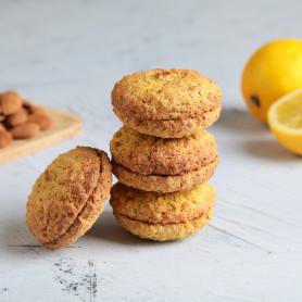 Macarons Classiques Citron - 500g