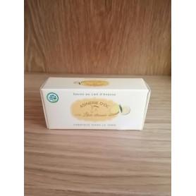Savon au Lait d'Anesse Litsée citronnée 100g