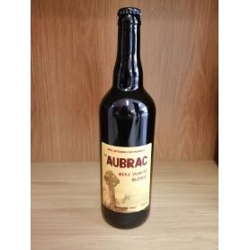 Bière blonde artisanale de l'Aubrac 5.6% vol 75cl