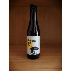 Bière blonde artisanale 7% vol 33cl