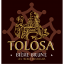 Bière Brune TOLOSA BRUNE 33 cl 6,5°