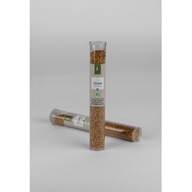 Graines de Sésames toastées, enrichie à l'HE de sapin et bourgeons séchés Bio 70 gr