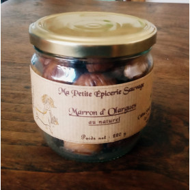 Marrons d'Olargues au Naturel - 220 g