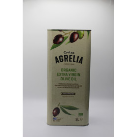 Huile d'olive Bio 5L vierge extra
