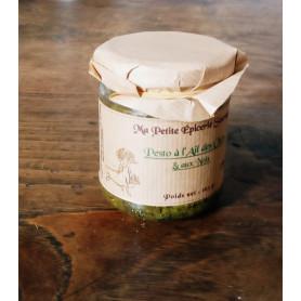 Pesto à l'Ail des Ours & aux Noix - 165 g
