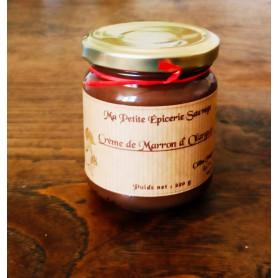 Crème de Marron d'Olargues - 220 g