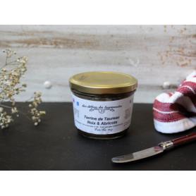 Terrine de Taureau aux Abricots Noix - 180g