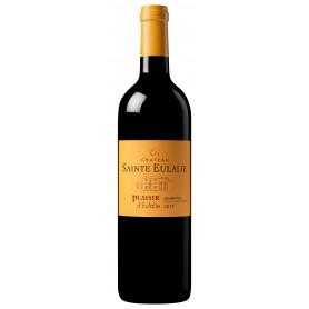 PLAISIR D'EULALIE AOC Minervois 2019 x 6 bouteilles