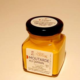 Moutarde au safran 100g