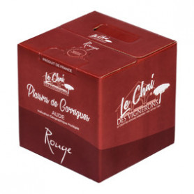 BIB 5 litres IGP Aude Rouge