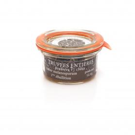 Verrine de truffes entieres 12.5 grs